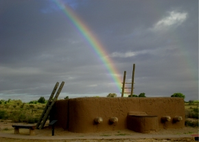 Kiva at the End of the Rainbow