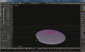 Creating a round pot sherd in Blender