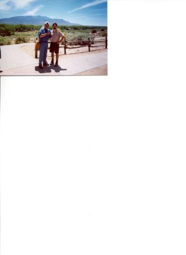Jay Leno & Ranger John D. Cutler