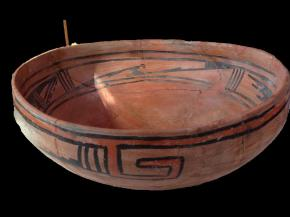Polychrome Bowl – My Personal Favorite!