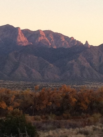 November Sandias at Five PM