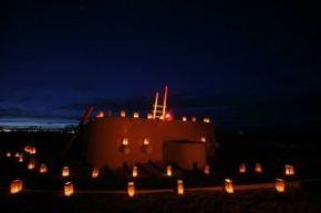 Lights of Kuaua:    Free Farolito Event Tomorrow, Sunday Dec 4!