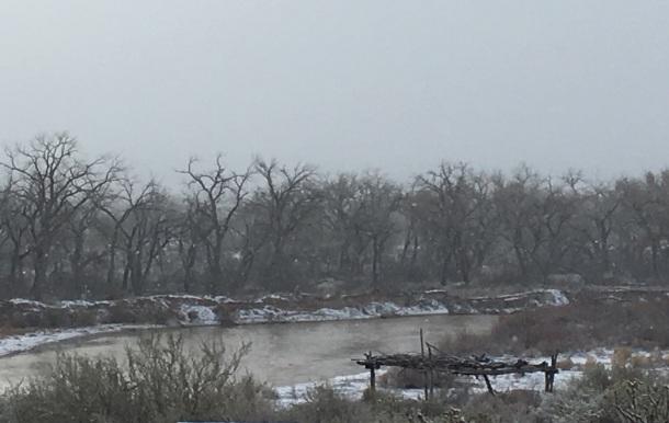 january winter