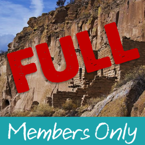 May 14 – Puye Cliff Dwellings