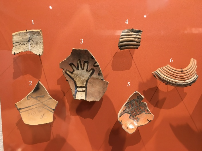 Pottery Images in new display