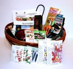 Santa Ana Nursery Gift Basket